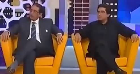 Khabarnaak on Geo News (Comedy Show) - 16th September 2016