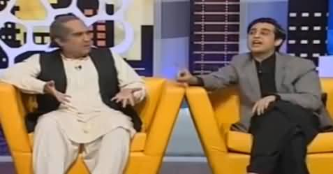 Khabarnaak on Geo News (Comedy Show) - 17th December 2016