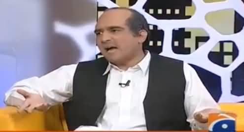 Khabarnaak on Geo News (Comedy Show) - 17th July 2016