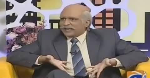 Khabarnaak on Geo News (Comedy Show) - 18th August 2016