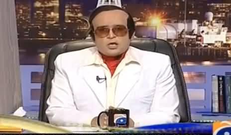Khabarnaak on Geo News (Comedy Show) - 18th June 2016