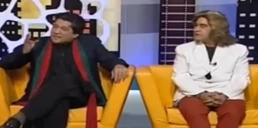 Khabarnaak on Geo News (Comedy Show) – 18th November 2016