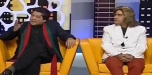 Khabarnaak on Geo News (Comedy Show) – 18th November 2016