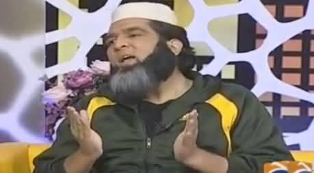 Khabarnaak on Geo News (Comedy Show) - 19th August 2016