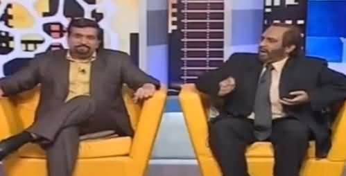 Khabarnaak on Geo News (Comedy Show) - 19th February 2017