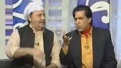 Khabarnaak on Geo News (Comedy Show) - 19th June 2016