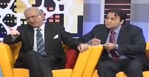 Khabarnaak on Geo News (Comedy Show) - 1st July 2016