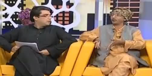 Khabarnaak on Geo News (Comedy Show) - 1st September 2016