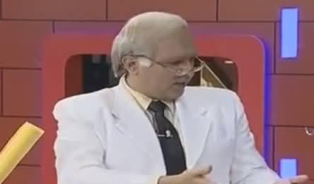 Khabarnaak on Geo News (Comedy Show) - 20th August 2016