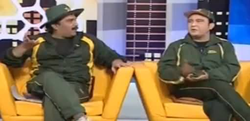 khabarnaak on Geo News (Comedy Show) - 20th January 2017
