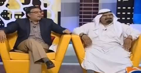 Khabarnaak on Geo News (Comedy Show) – 20th November 2016