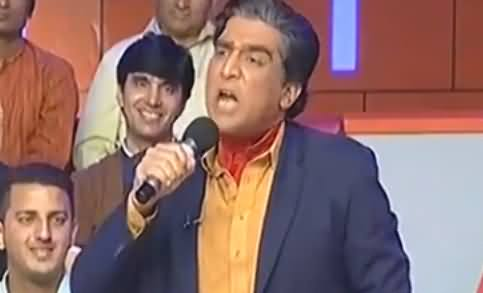 Khabarnaak on Geo News (Comedy Show) - 20th October 2016