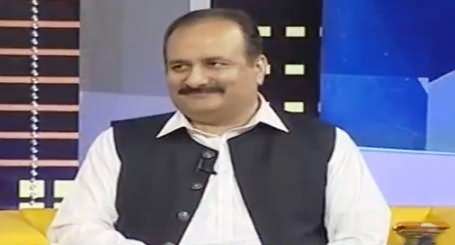 Khabarnaak on Geo News (Comedy Show) - 22nd September 2016