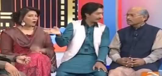 Khabarnaak on Geo News (Comedy Show) - 23rd February 2017