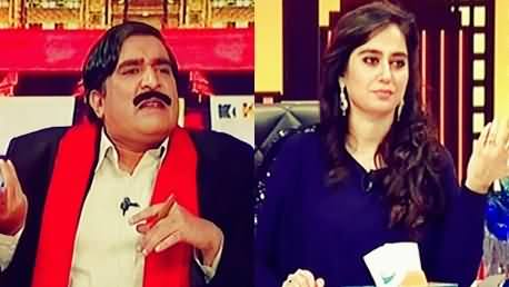 Khabarnaak on Geo News (Comedy Show) - 24th December 2016
