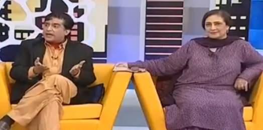 Khabarnaak on Geo News (Comedy Show) - 24th September 2016
