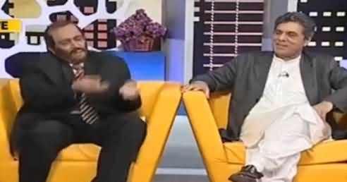 Khabarnaak on Geo News (Comedy Show) - 25th August 2016