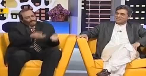Khabarnaak on Geo News (Comedy Show) - 25th August 2016
