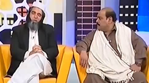 Khabarnaak on Geo News (Comedy Show) - 26th January 2017