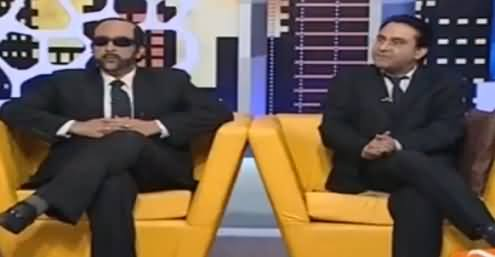 Khabarnaak on Geo News (Comedy Show) – 26th November 2016