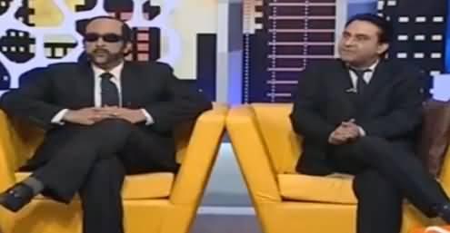 Khabarnaak on Geo News (Comedy Show) – 26th November 2016