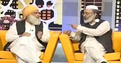 Khabarnaak on Geo News (Comedy Show) - 27th August 2016