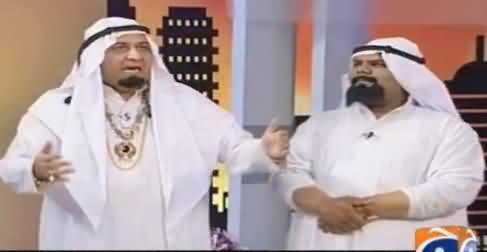 Khabarnaak on Geo News (Comedy Show) – 27th November 2016