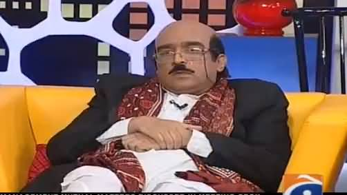 Khabarnaak on Geo News (Comedy Show) - 28th July 2016
