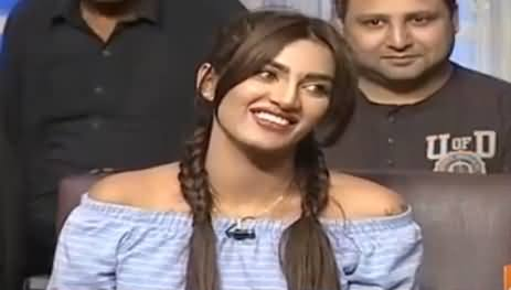 Khabarnaak on Geo News (Comedy Show) - 28th May 2016