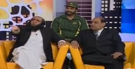 Khabarnaak on Geo News (Comedy Show) - 2nd February 2017