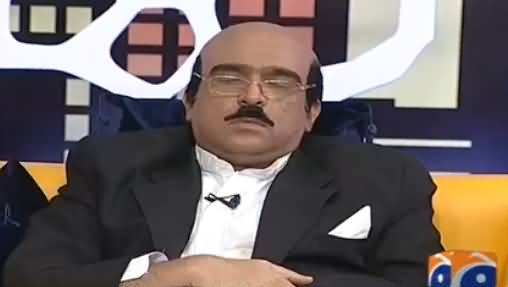 Khabarnaak on Geo News (Comedy Show) - 2nd July 2016
