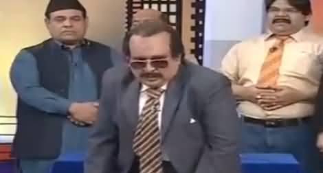 Khabarnaak on Geo News (Comedy Show) - 2nd March 2017