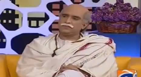 Khabarnaak on Geo News (Comedy Show) - 2nd September 2016