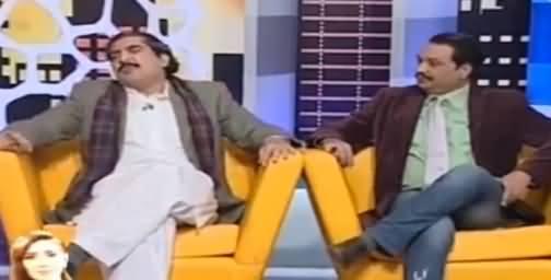 Khabarnaak on Geo News (Comedy Show) - 3rd December 2016