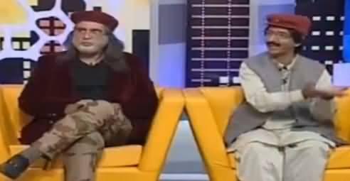 Khabarnaak on Geo News (Comedy Show) - 4th December 2016