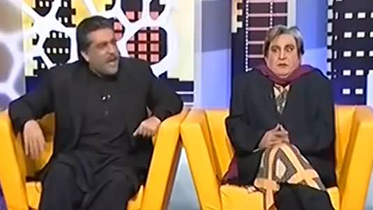 Khabarnaak on Geo News (Comedy Show) - 4th February 2017
