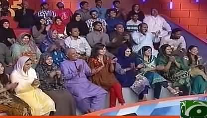 Khabarnaak On Geo News (Comedy Show) - 5th August 2016