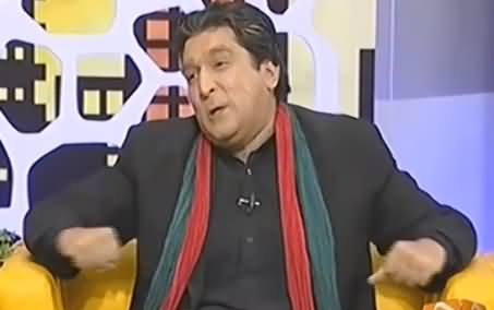 Khabarnaak on Geo News (Comedy Show) - 5th January 2017