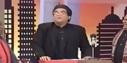 Khabarnaak on Geo News (Comedy Show) - 6th January 2017