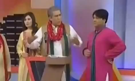 Khabarnaak on Geo News (Comedy Show) - 6th October 2016
