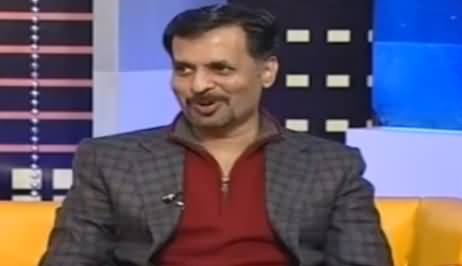 Khabarnaak on Geo News (Comedy Show) - 8th December 2016