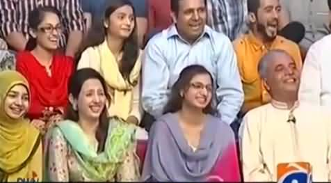 Khabarnaak on Geo News (Comedy Show) - 8th September 2016