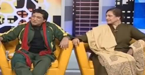 Khabarnaak on Geo News (Comedy Show) - 9th February 2017