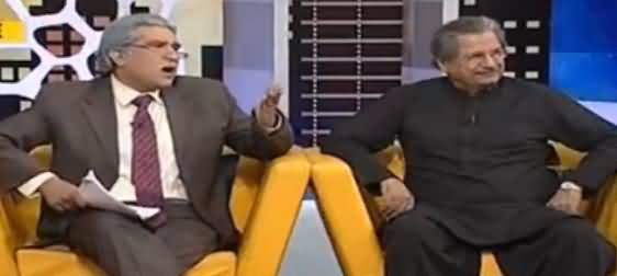 khabarnaak on Geo News (Comedy Show) - 9th October 2016