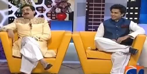 Khabarnaak on Geo News (Eid Special) - 7th July 2016