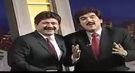 Khabarnaak on Geo News (Hamid Mir) – 8th April 2016