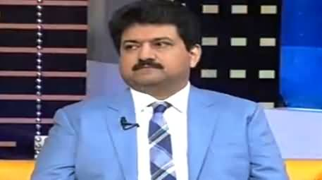khabarnaak on Geo News (Hamid Mir As Guest) - 15th October 2016