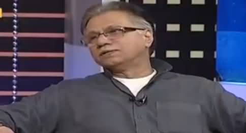 Khabarnaak on Geo News (Hassan Nisar As Guest) - 13th October 2016