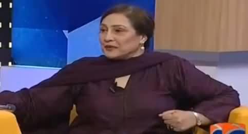 Khabarnaak on Geo News (Jugnu Sethi) - 6th July 2016