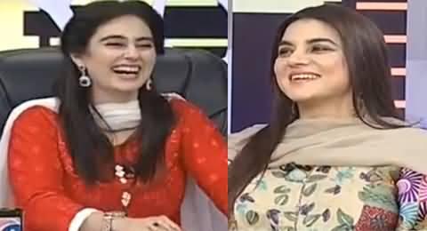 Khabarnaak on Geo News (Kashmala Tariq) - 23rd June 2016